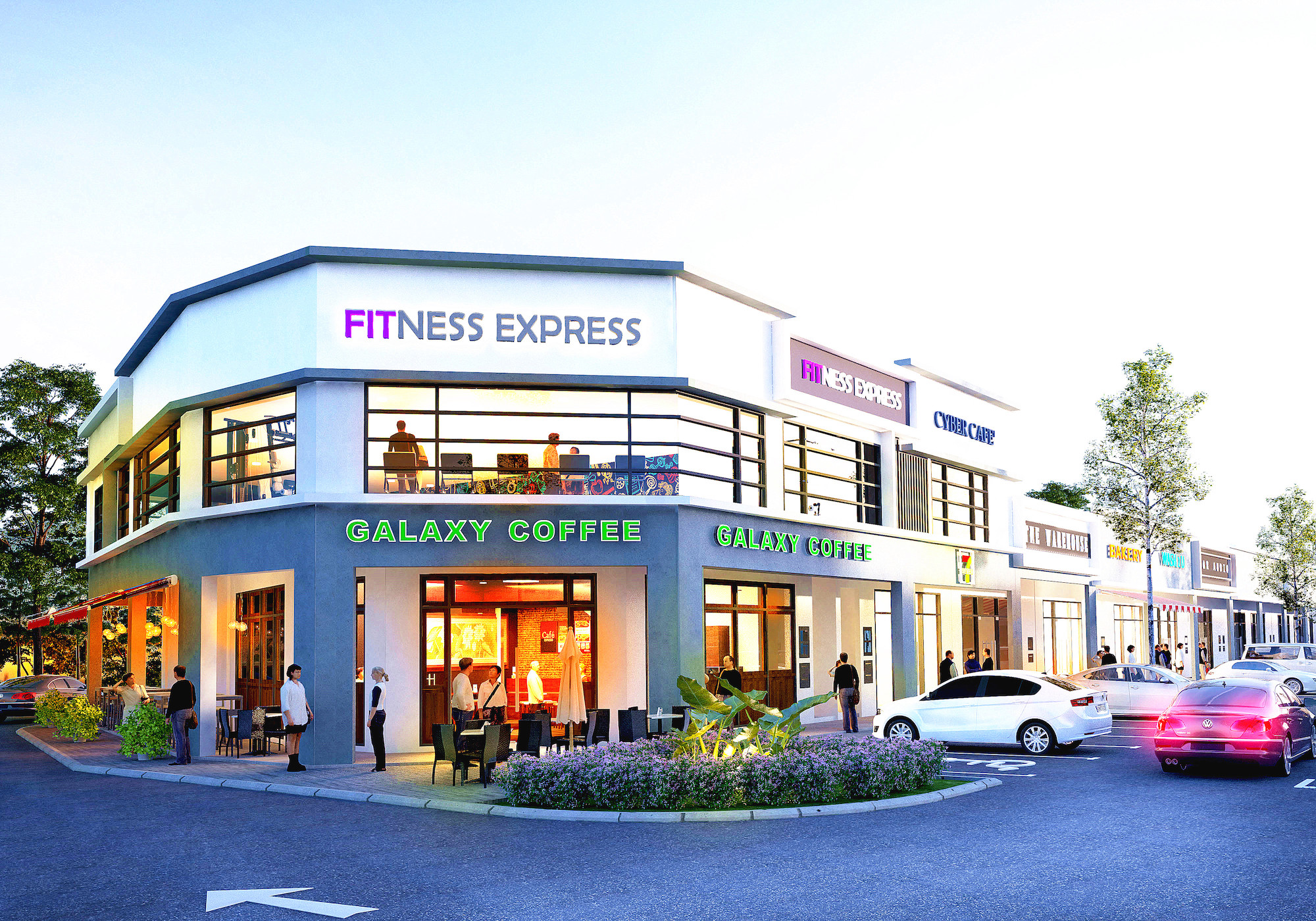 Medan Horizon Shop