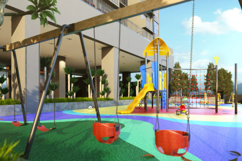 Amani Residences_Children Playground _ Outdoor Play Area