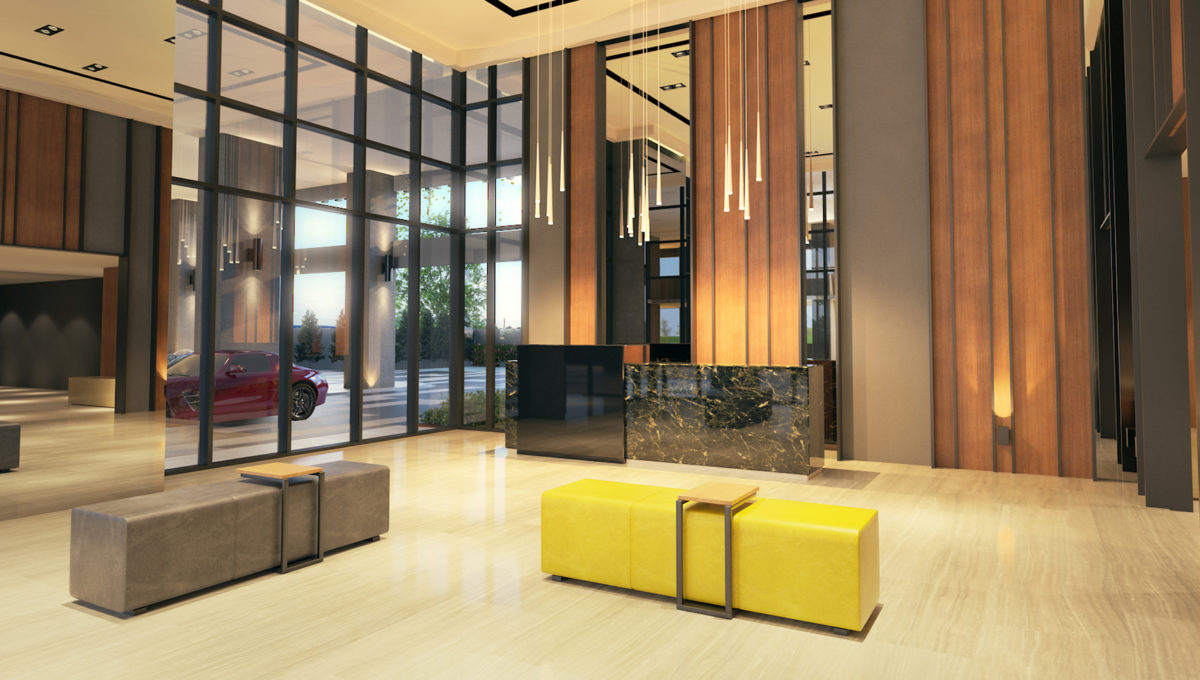 Amani Residences_Grand Lobby