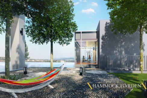 Amani Residences_Hammock Garden
