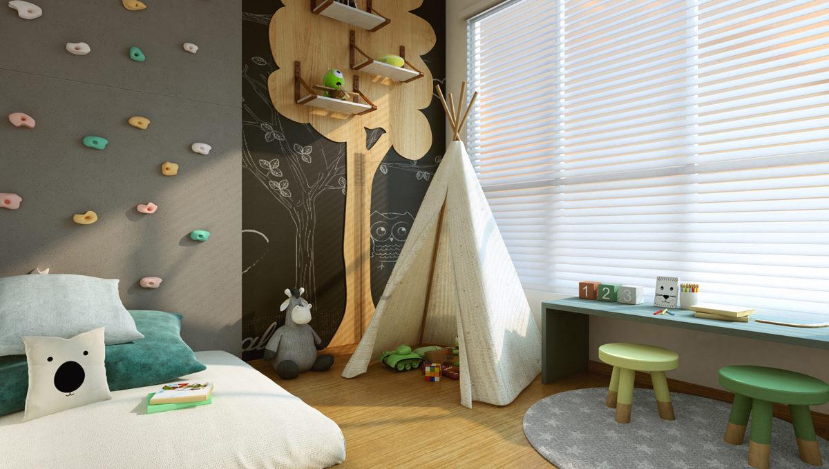 Amani Residences_Kids Room