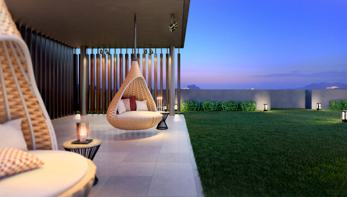 Amani Residences_Roof Top
