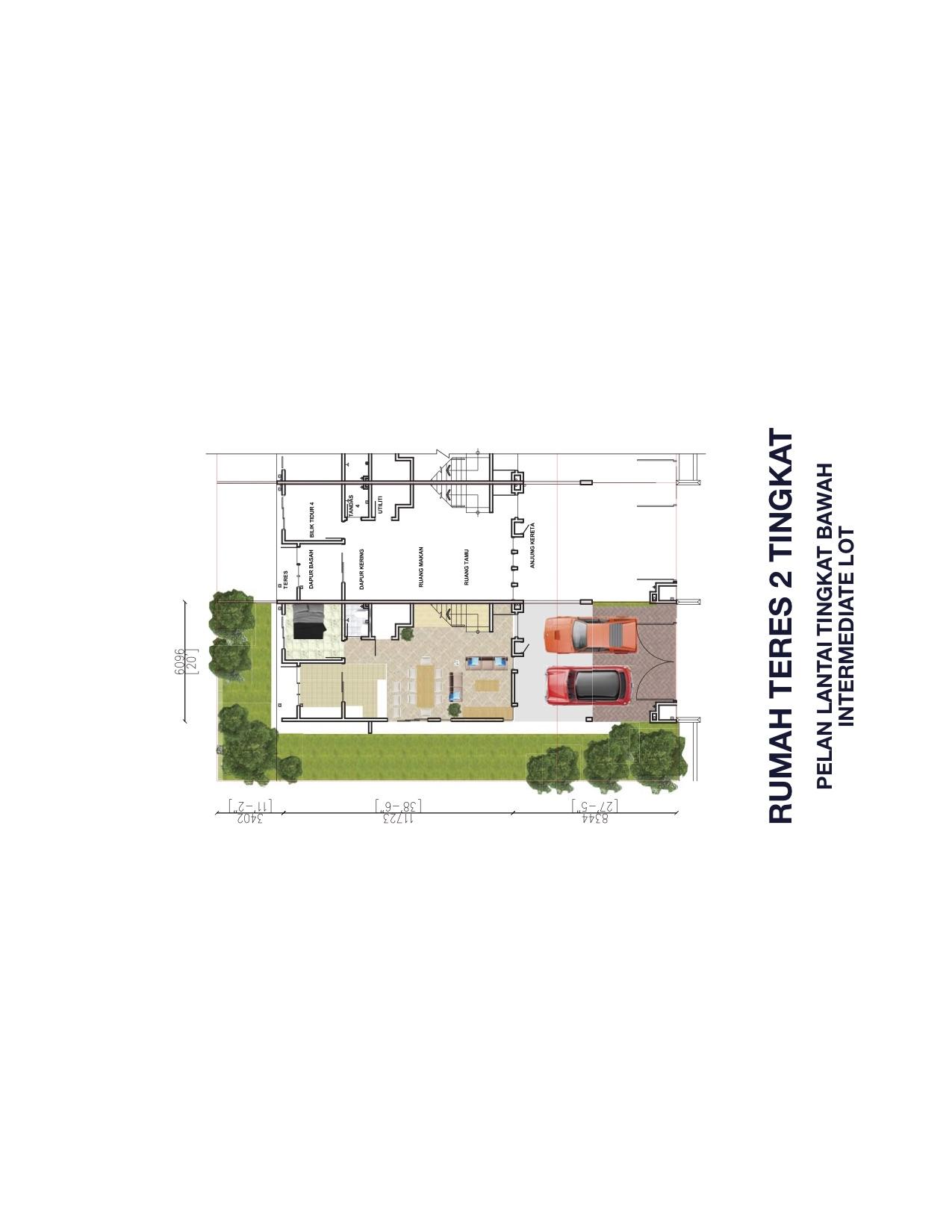 2 Storey Terrace Ground Floor