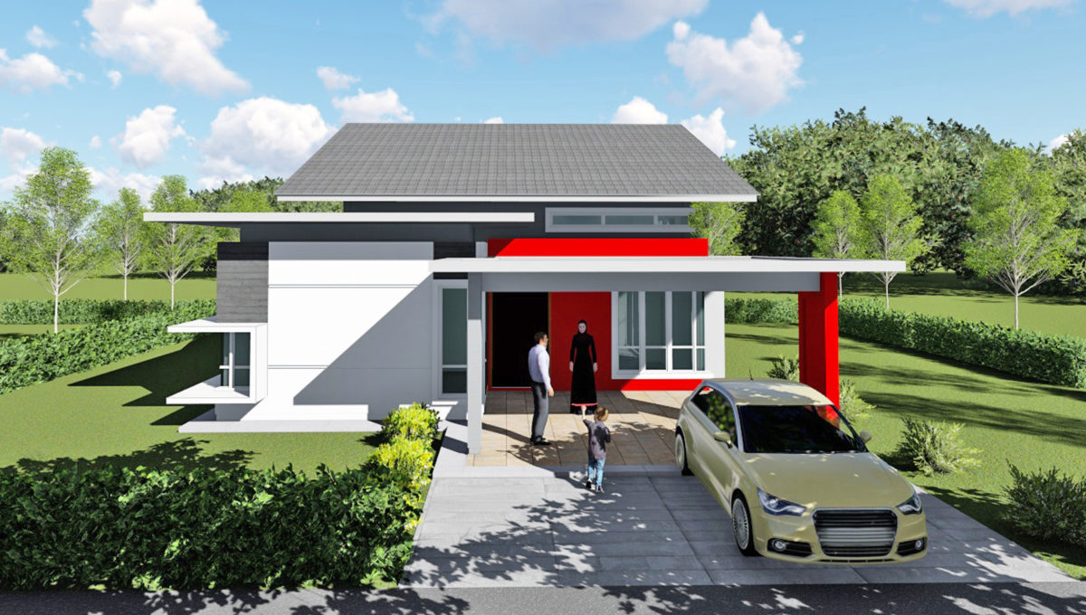 IndahVille 2_Perspective_01