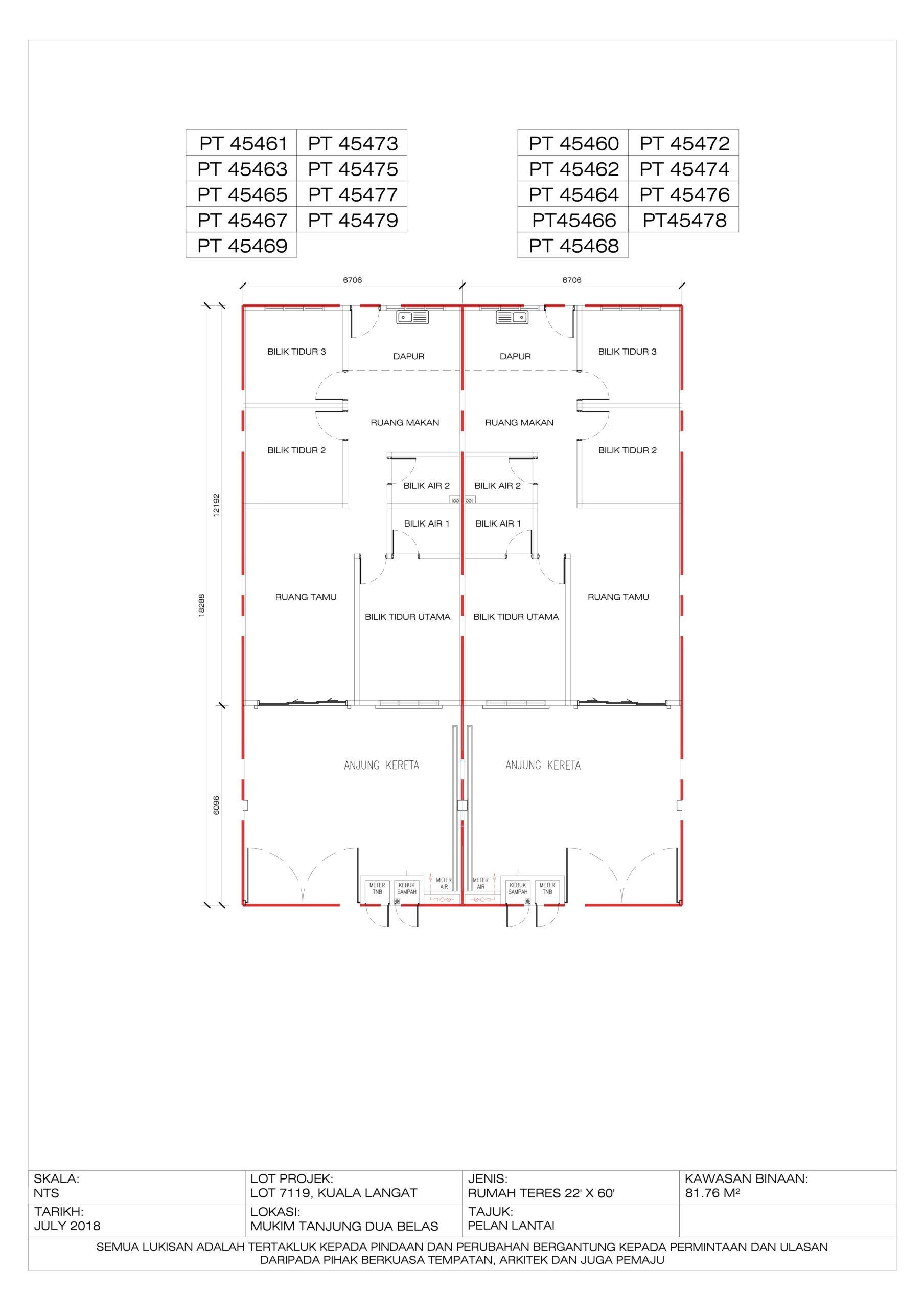Ground Floor - Terrace
