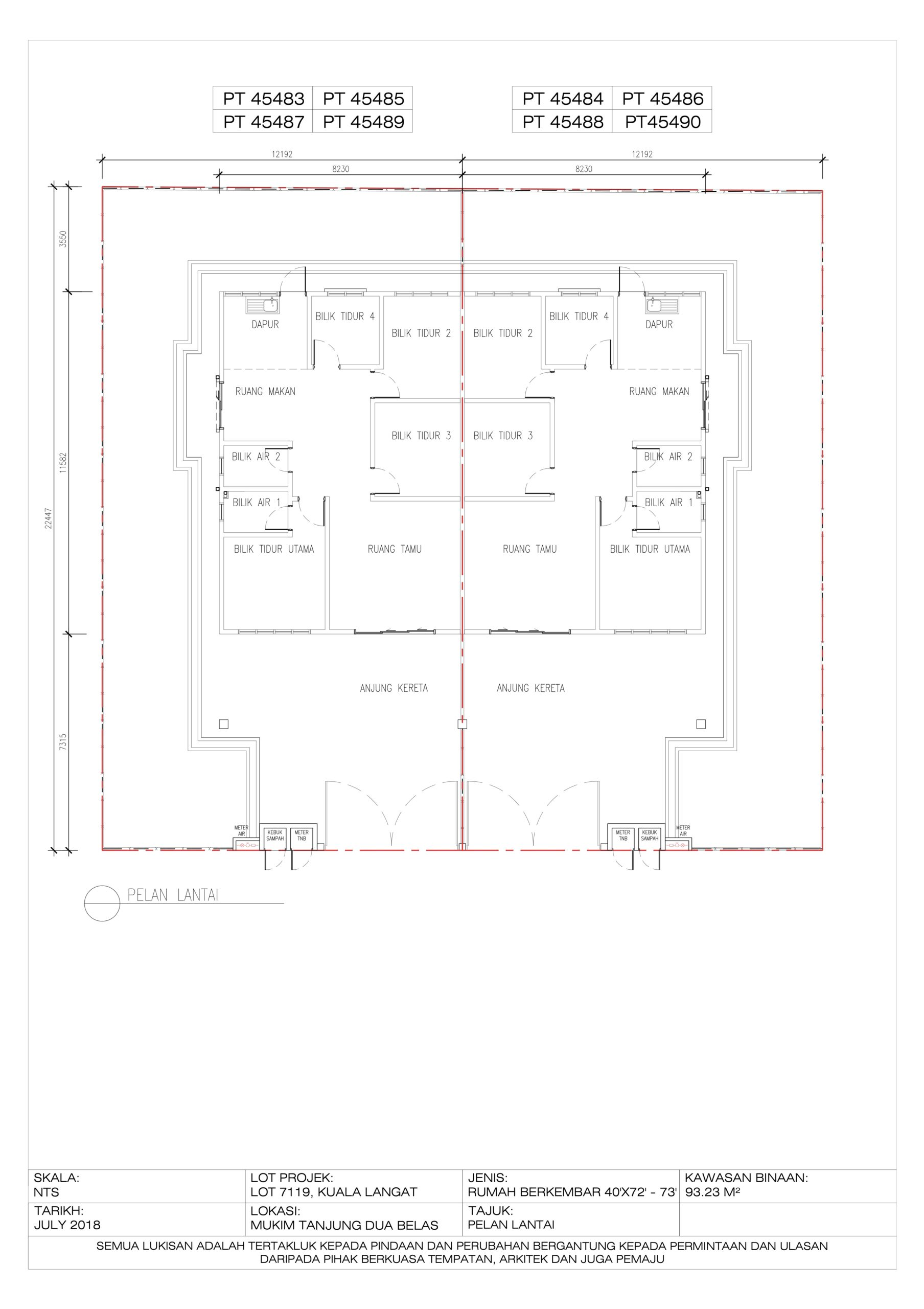Ground Floor - Semi-D