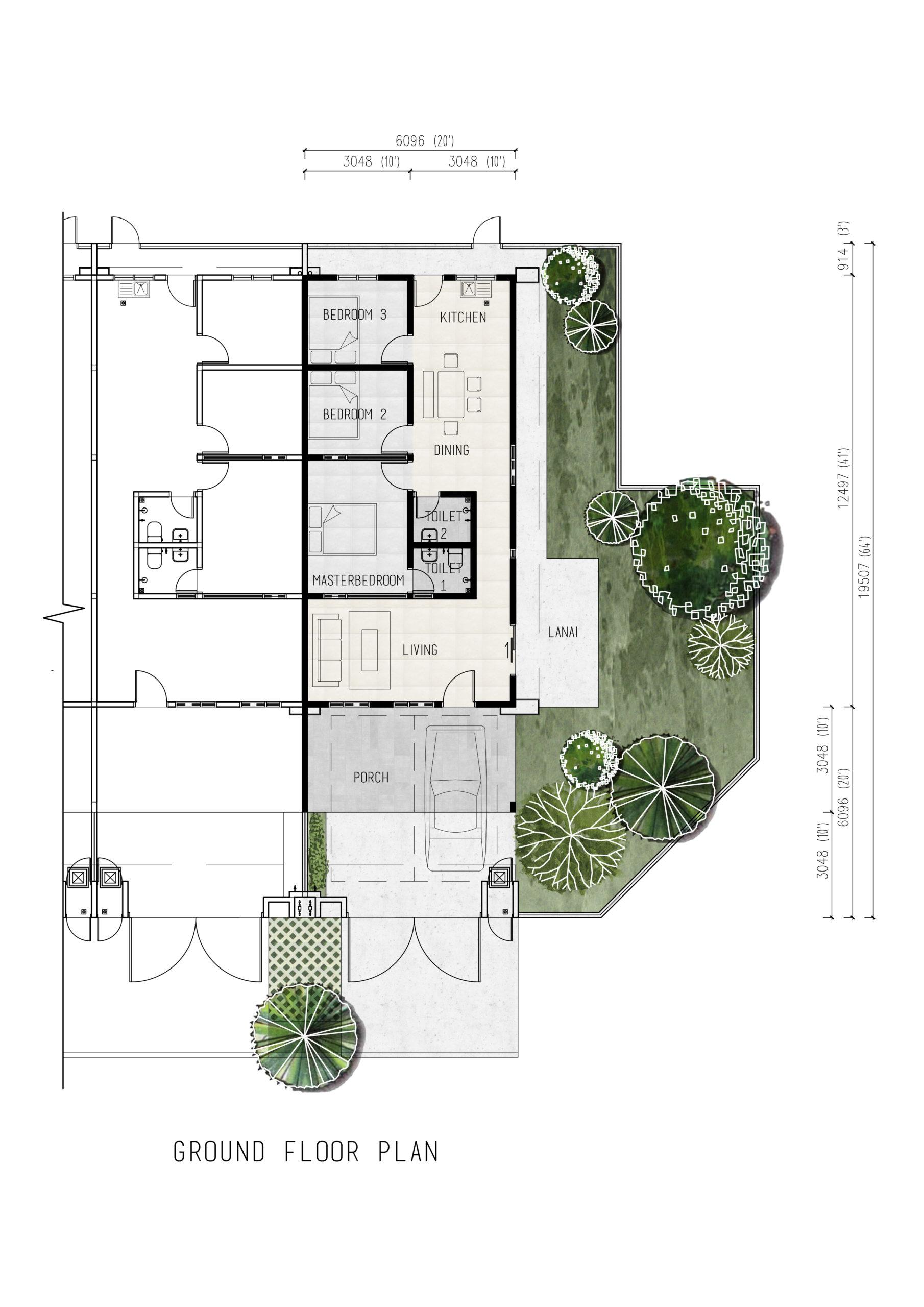 Ground Floor Type B