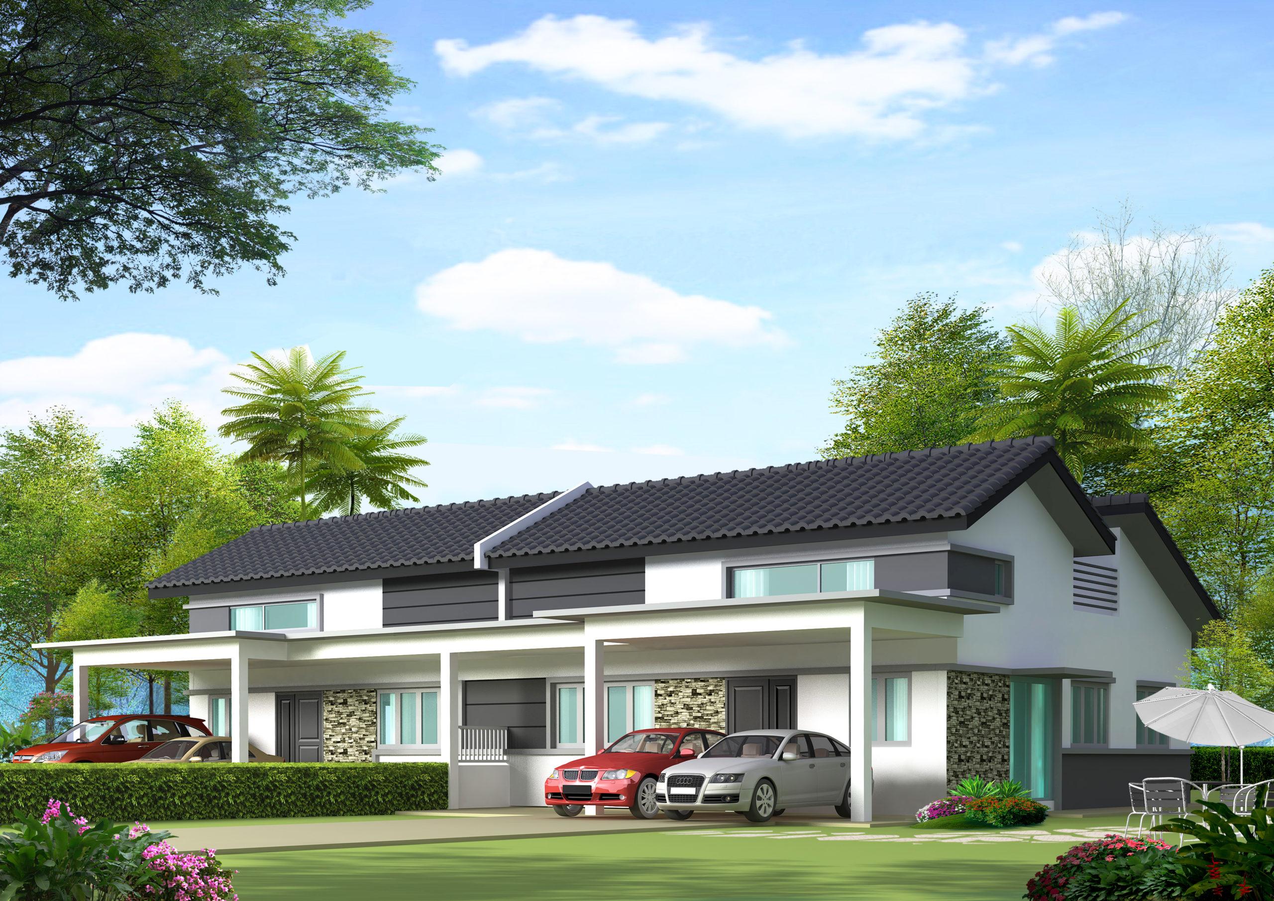 Taman Seri Serdang 3 First Phase