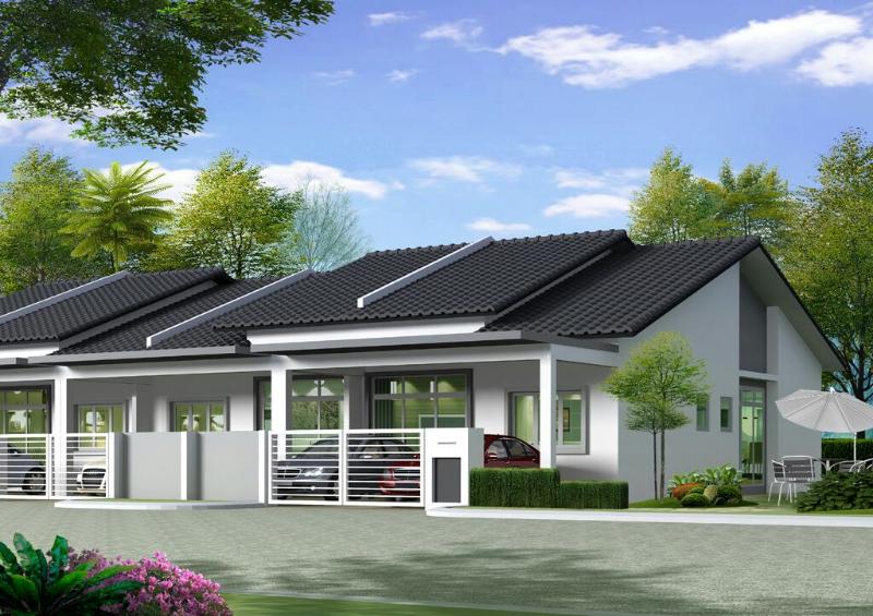 Taman Teratai_Perspective_Terrace